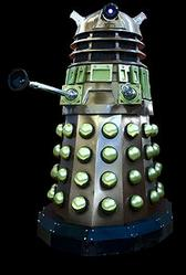 Exterminate exterminate, Dr Who?