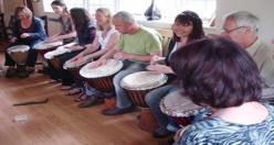 The Drum Coach Festival Workshops and Performances
