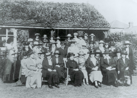 King Edward Hall and the WI